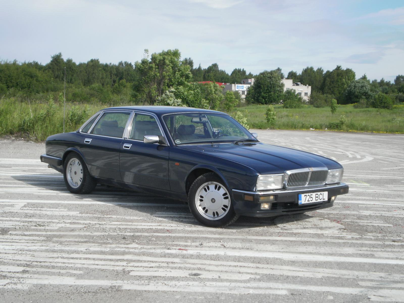 1994 Jaguar Xj-series #12
