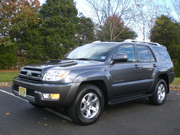 2005 toyota 4runner photos informations articles. Black Bedroom Furniture Sets. Home Design Ideas