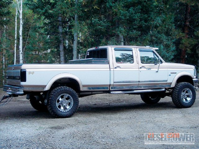 1996 Ford F-350 #5