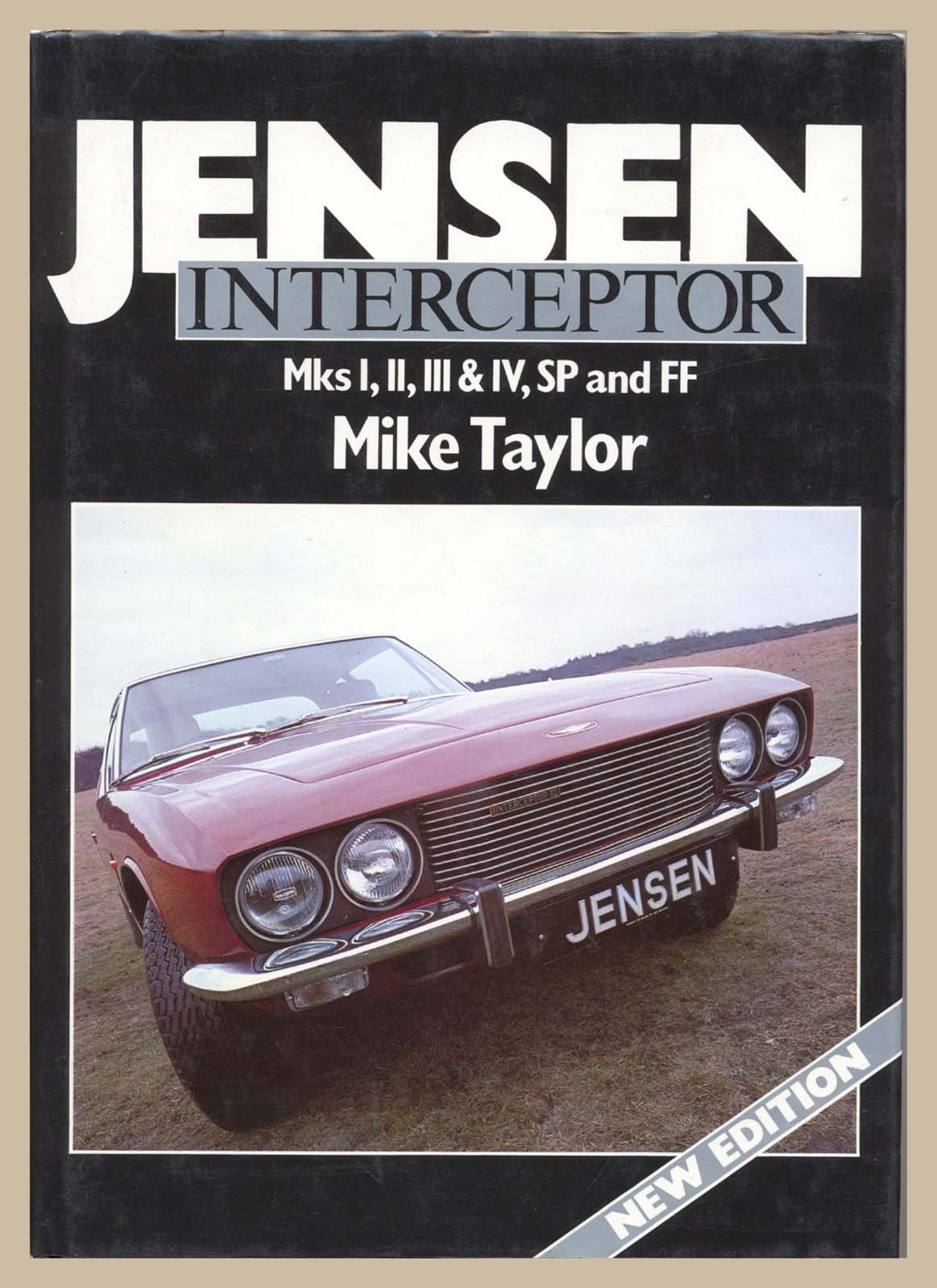 1992 Jensen Interceptor #5