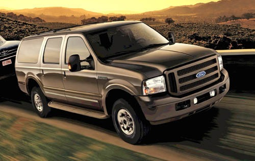 2005 Ford Excursion #5