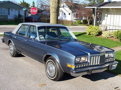 1985 Plymouth Gran Fury #15