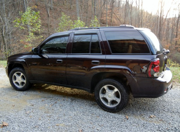 2009 Chevrolet Trailblazer #14