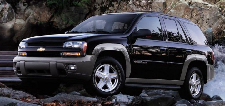 2005 Chevrolet Trailblazer #2
