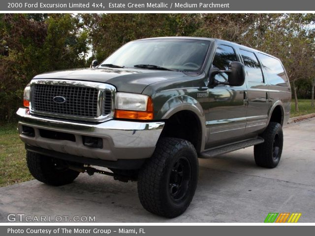 2000 Ford Excursion #12
