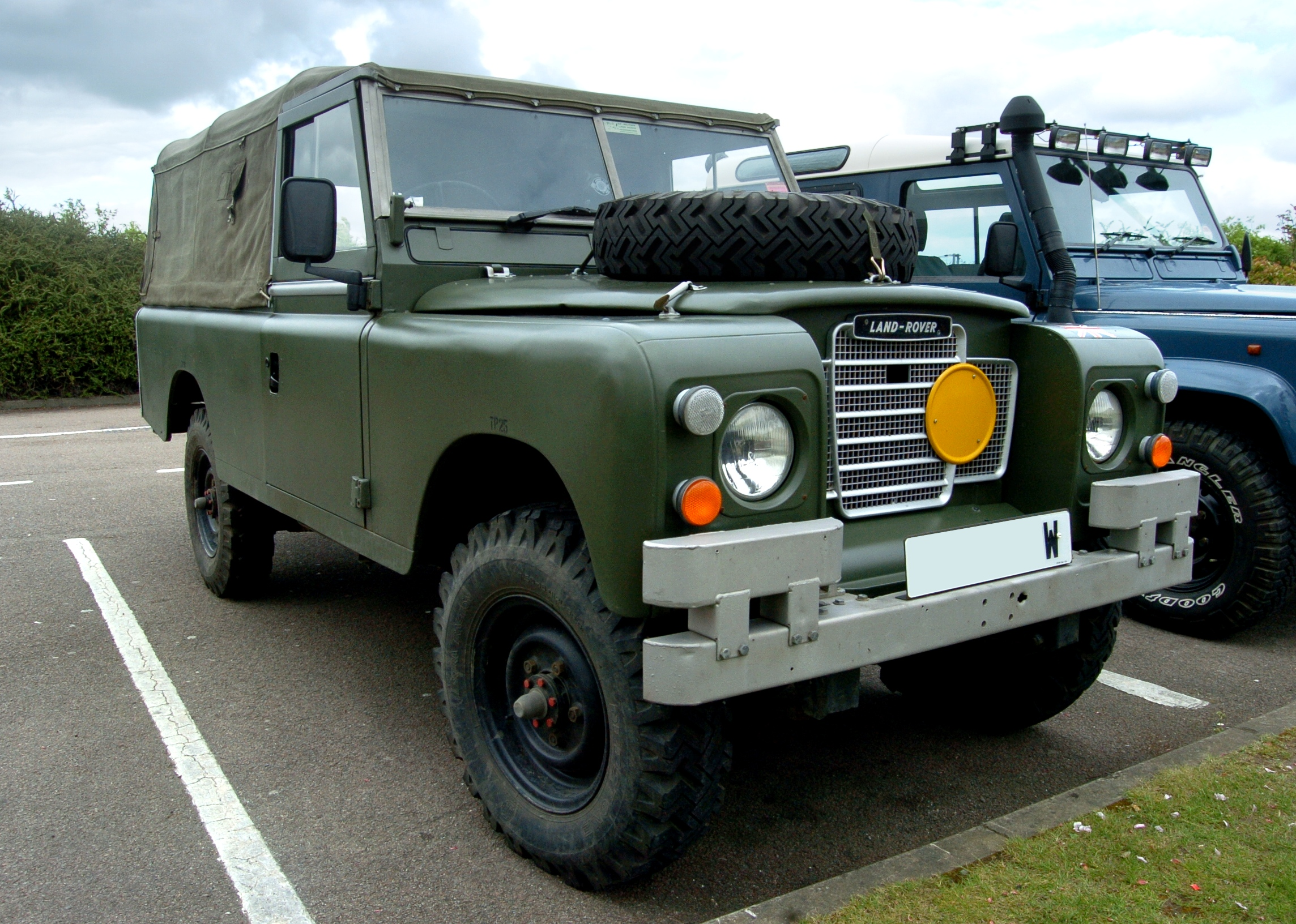Land Rover Serie III #11