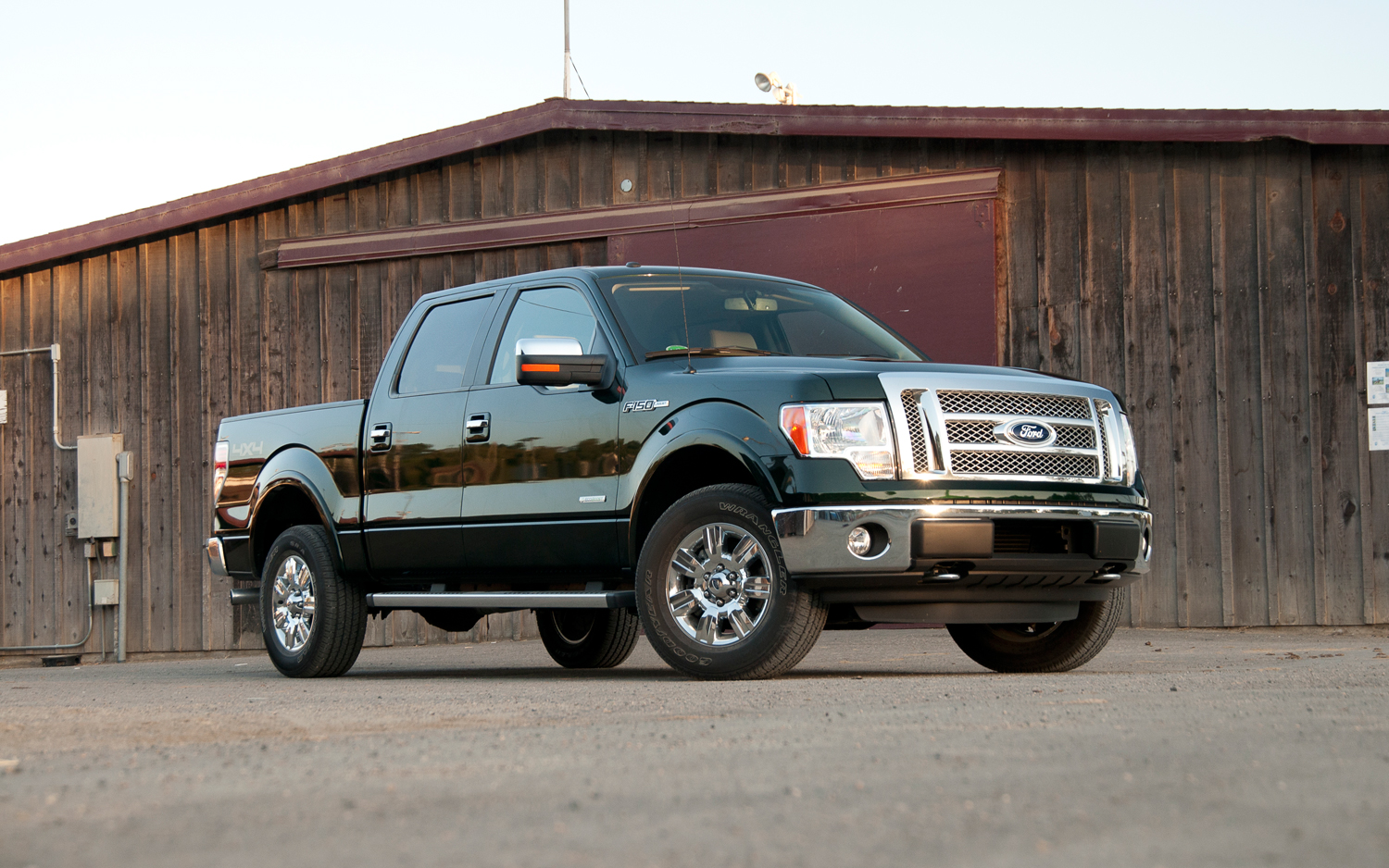 2012 Ford F-150 #14