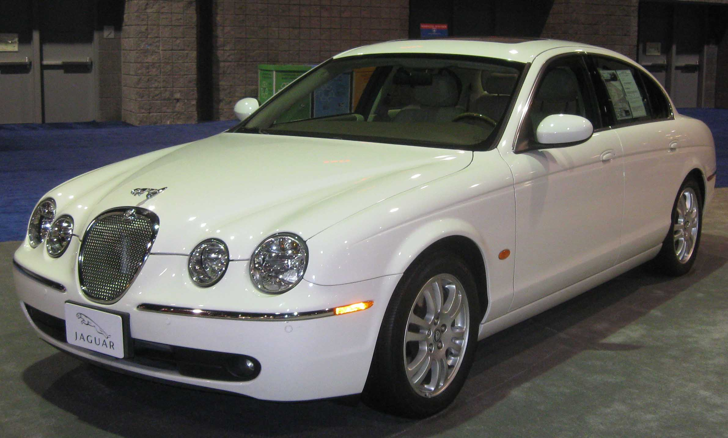 2006 Jaguar S-type #1