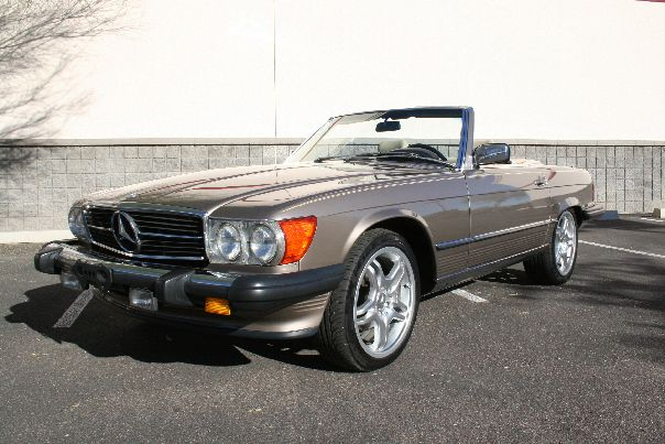 1989 Mercedes-Benz SL #4