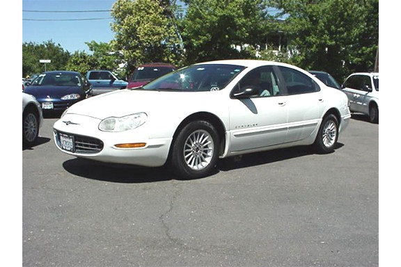 1999 Chrysler Concorde #8