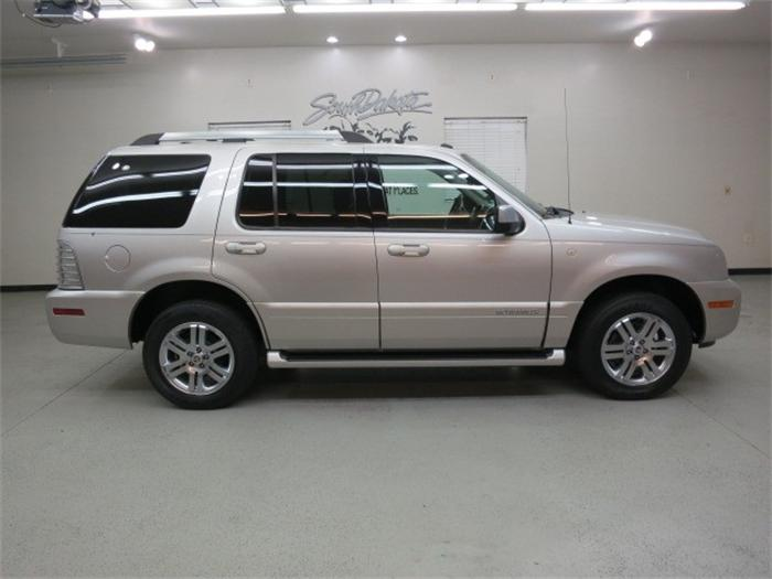 2008 Mercury Mountaineer #15
