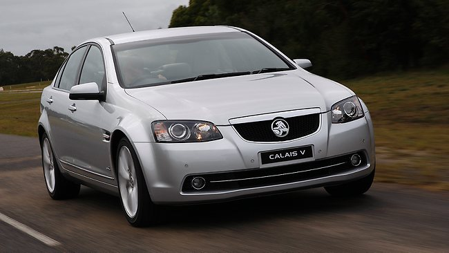 2011 Holden Commodore #10