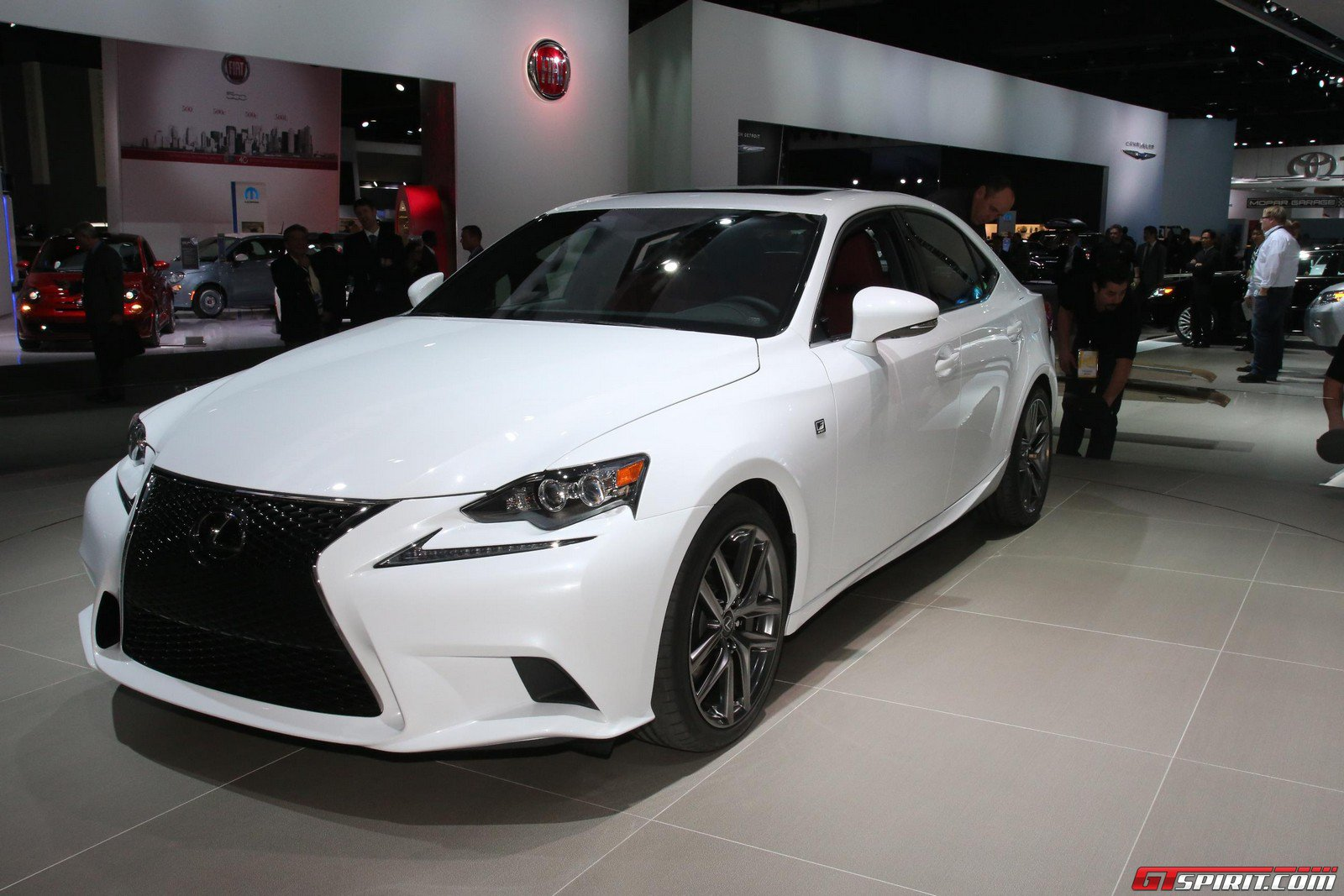 2013 Lexus Is F #3