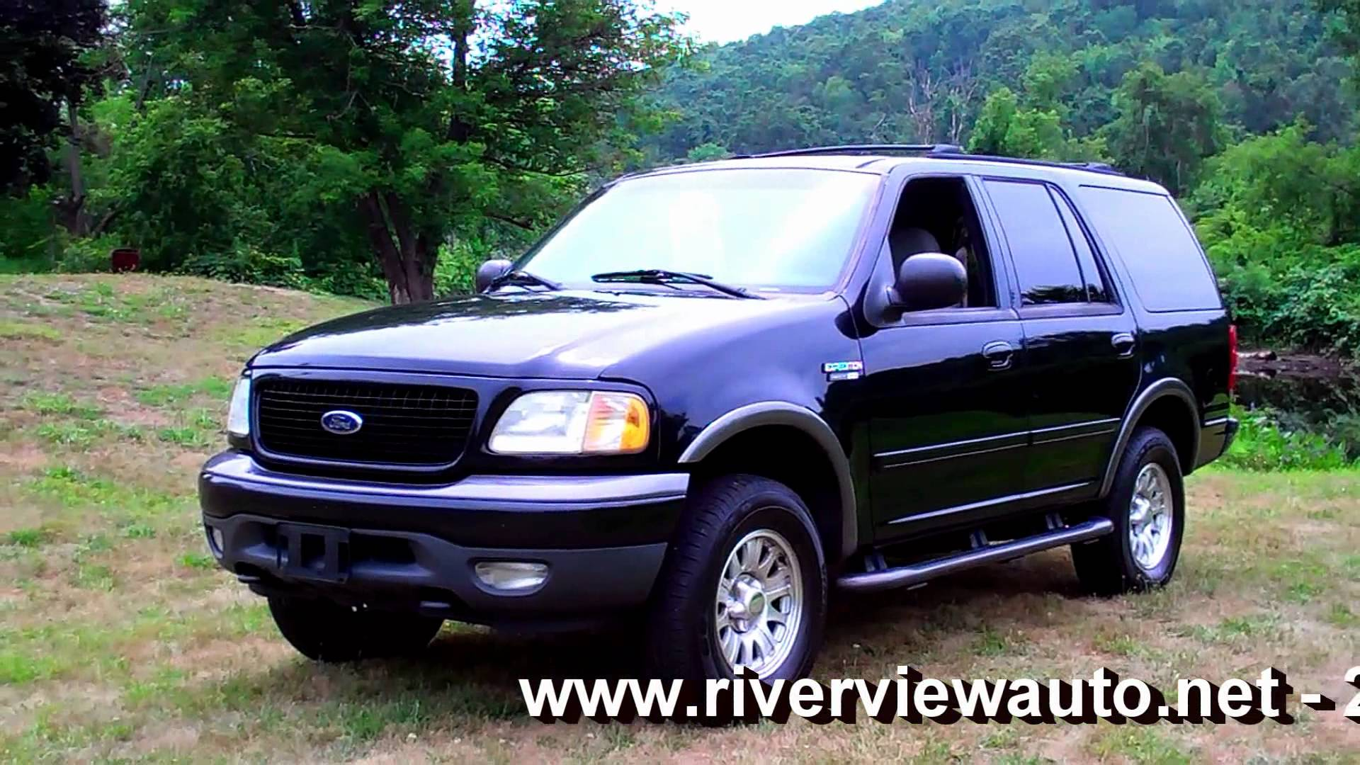 2002 Ford Expedition #7