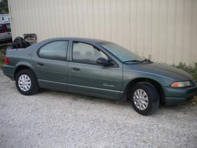 1997 Plymouth Breeze #4