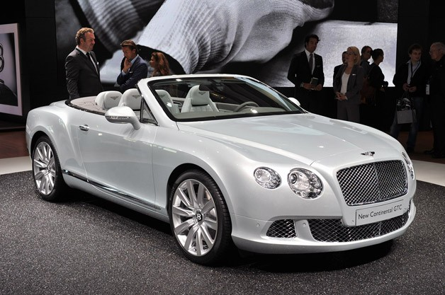 Bentley Continental Gtc #10