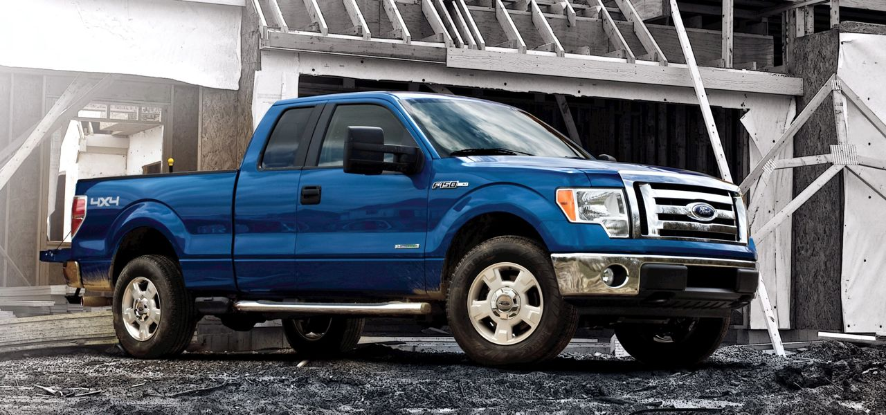 2011 Ford F-150 #12