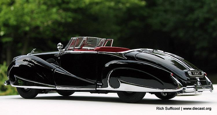 1947 Bentley Mark VI #6