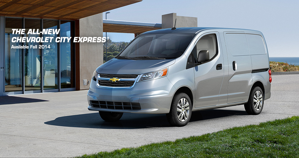 2015 Chevrolet City Express #16