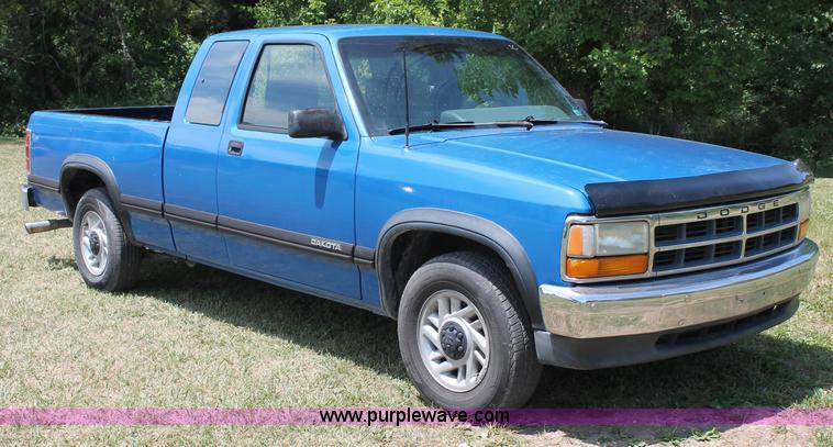 1992 Dodge Dakota #10