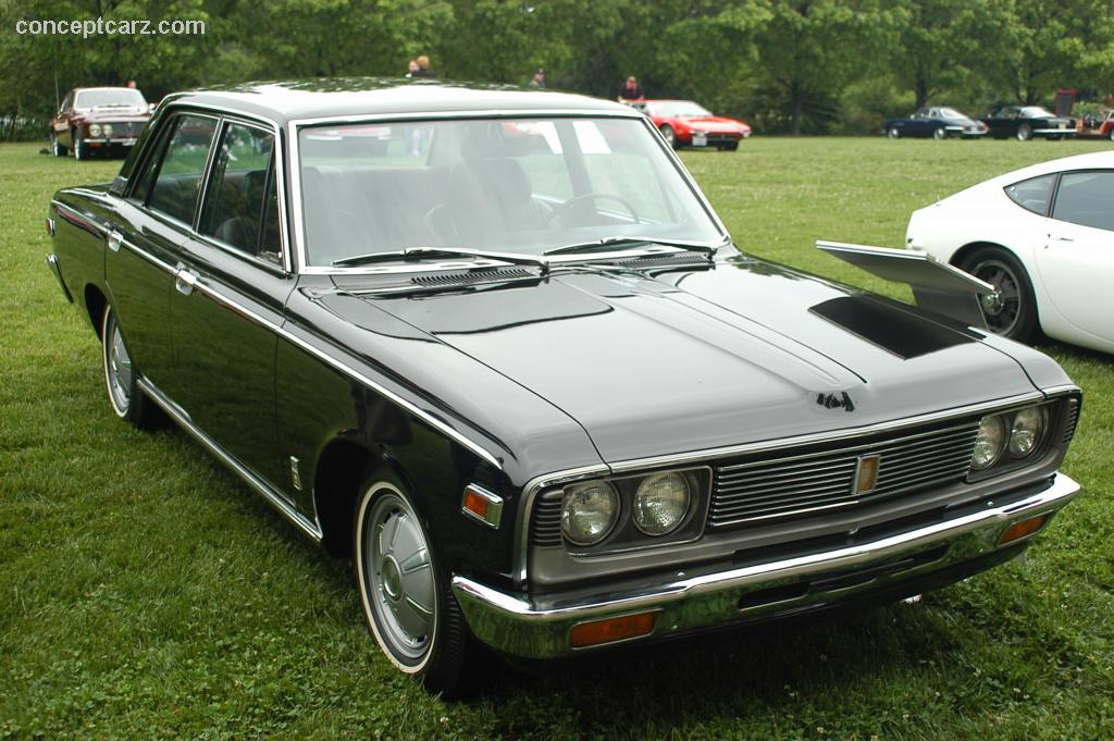 1967 Toyota Crown #16