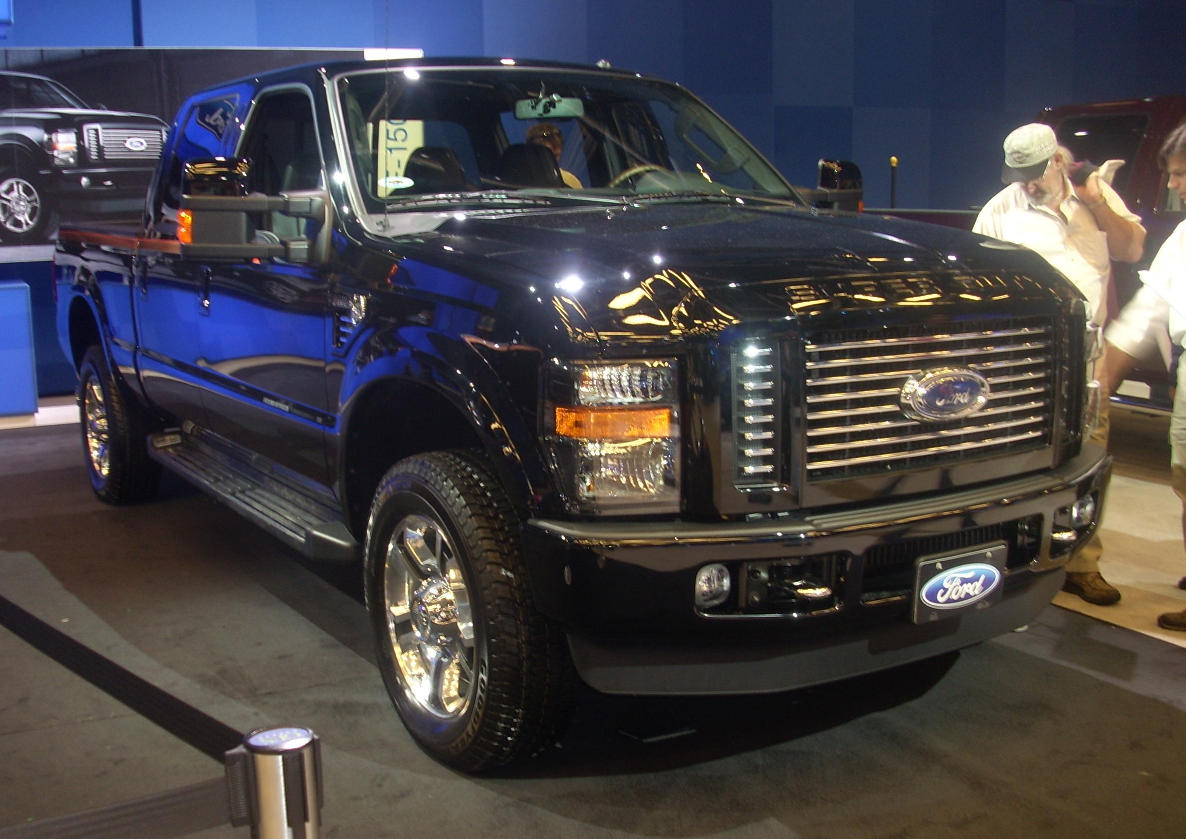2008 Ford F-250 Super Duty #7
