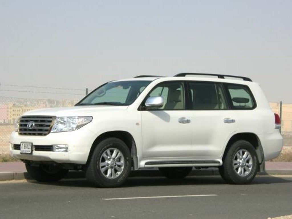 2008 Toyota Land Cruiser #14