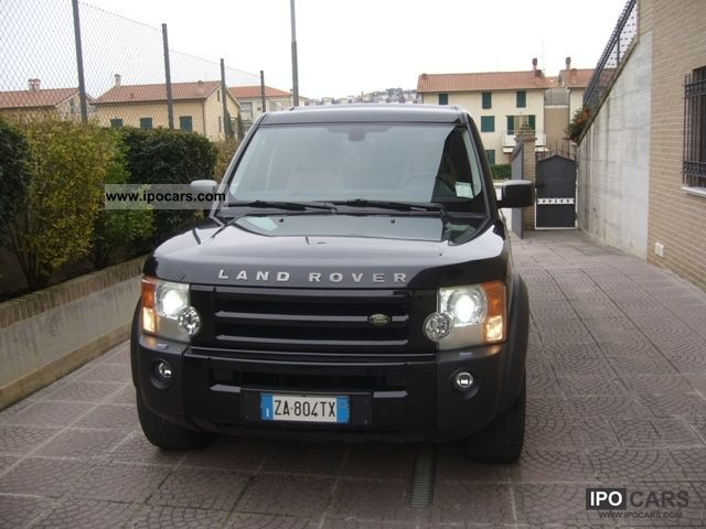 2005 Land Rover Discovery 3 #9