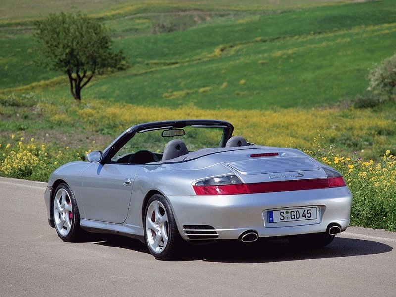 2004 porsche 911 photos informations articles. Black Bedroom Furniture Sets. Home Design Ideas