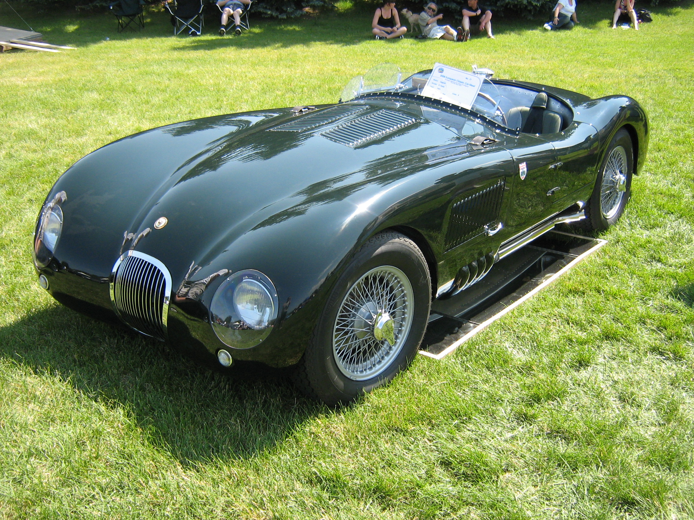 Jaguar C-Type #7