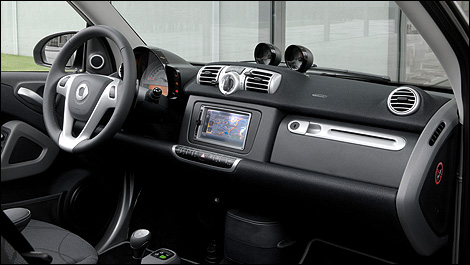 2011 Smart Fortwo #8