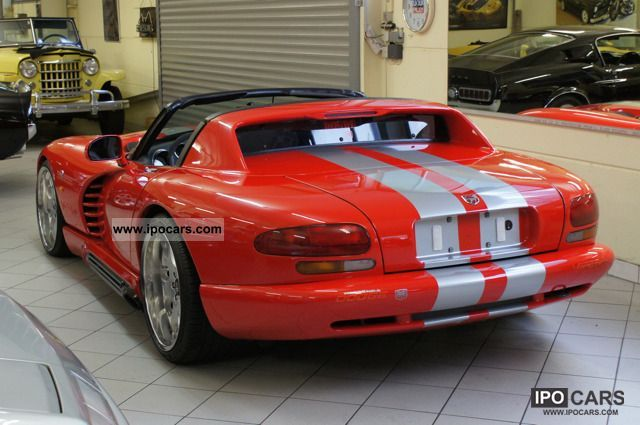 1996 Chrysler Viper #12