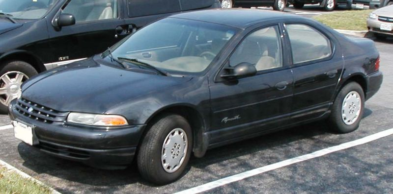 1997 Plymouth Breeze #10