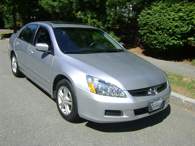 2007 Honda Accord #14
