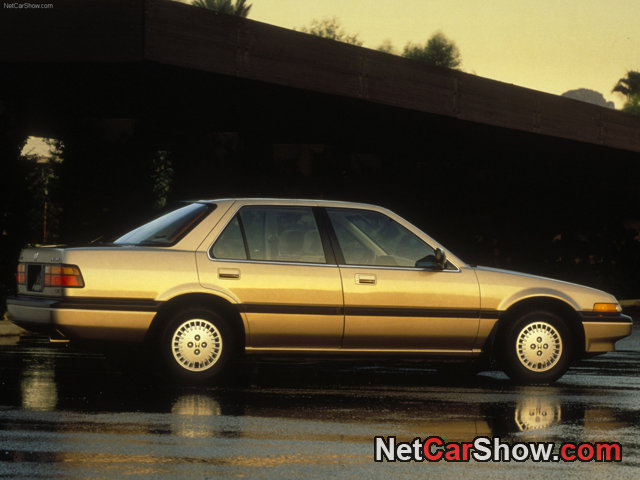 1987 Honda Legend #15
