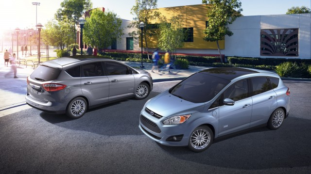 2013 Ford C-MAX #4