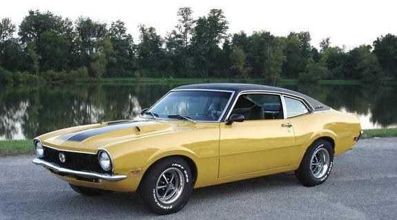 1974 Ford Maverick #14