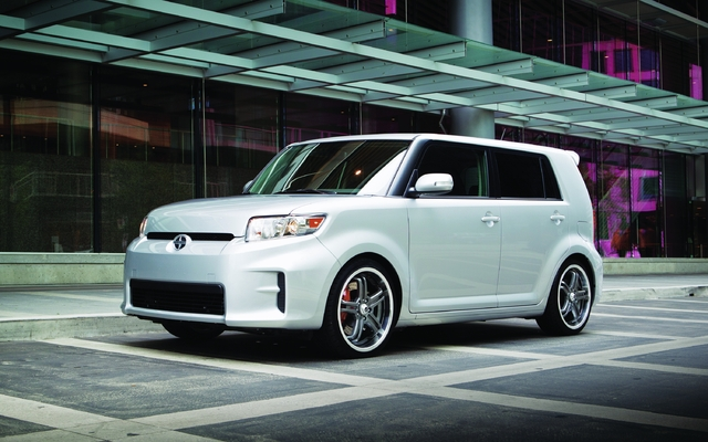 2013 Scion Xb #7