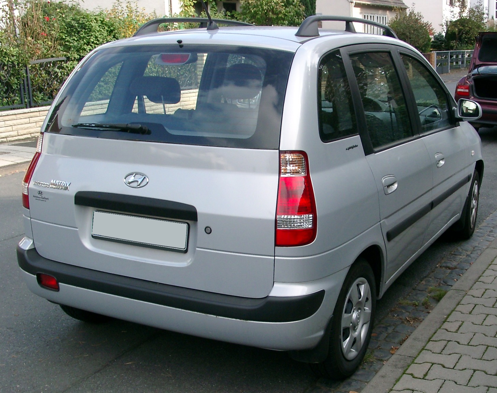 2007 Hyundai Matrix #5