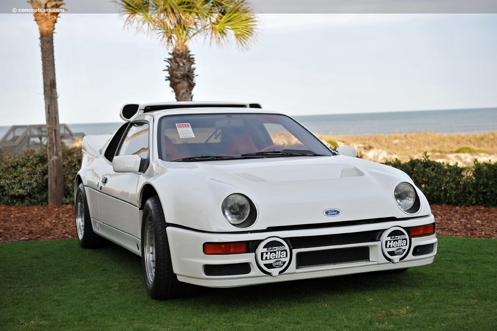 1990 Ford RS 200 #5