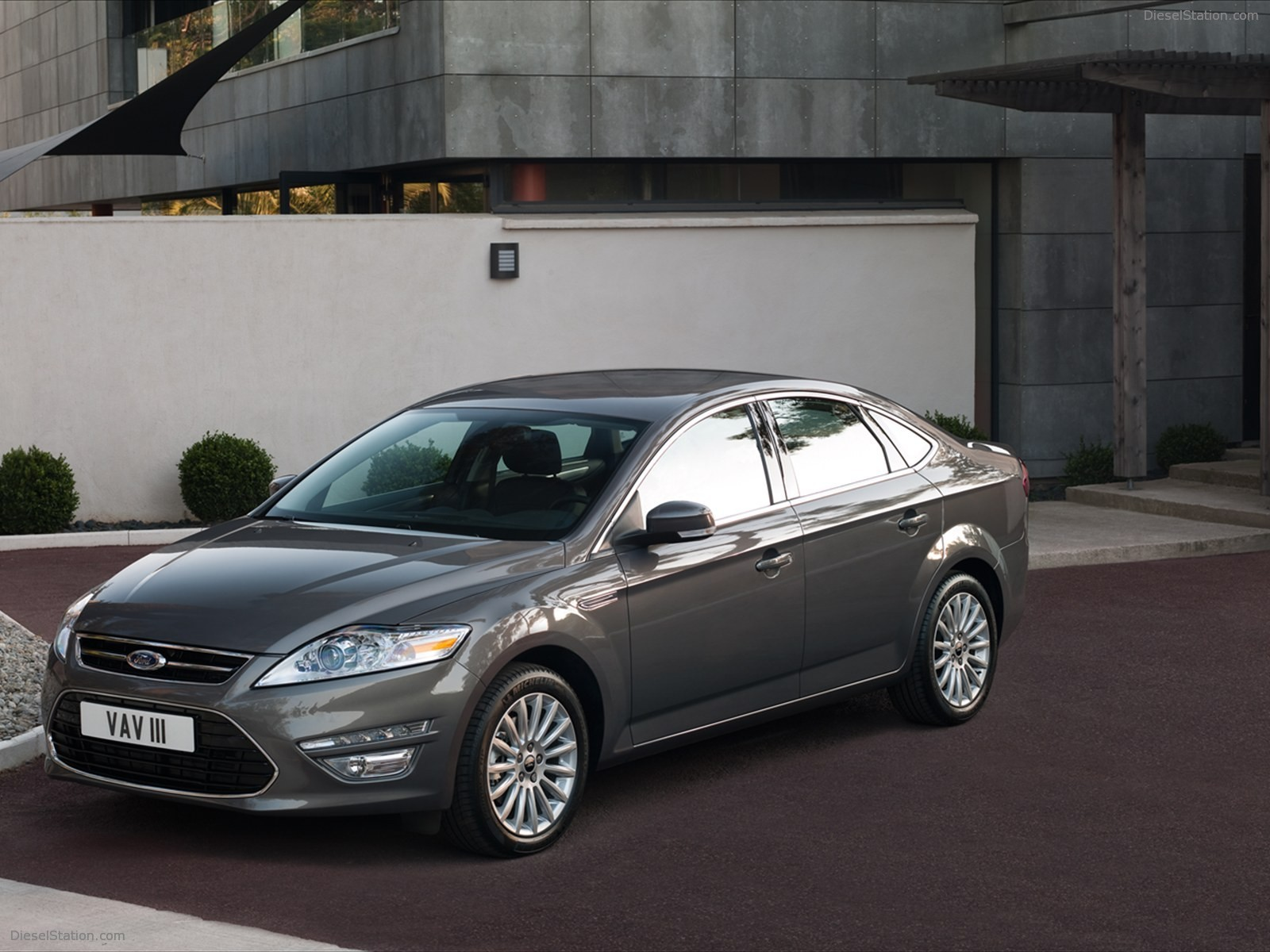 2011 Ford Mondeo #14