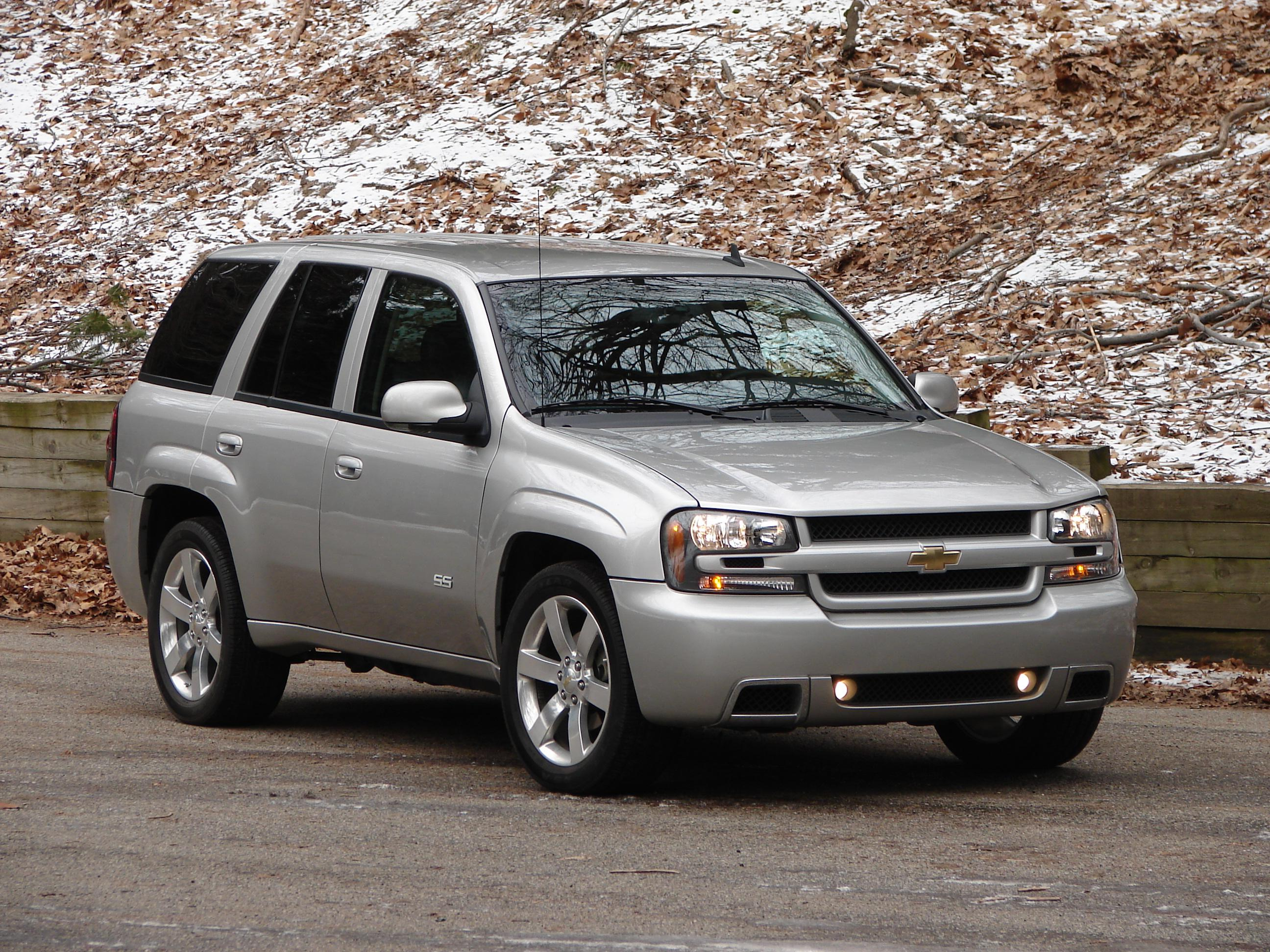 2007 Chevrolet Trailblazer #4