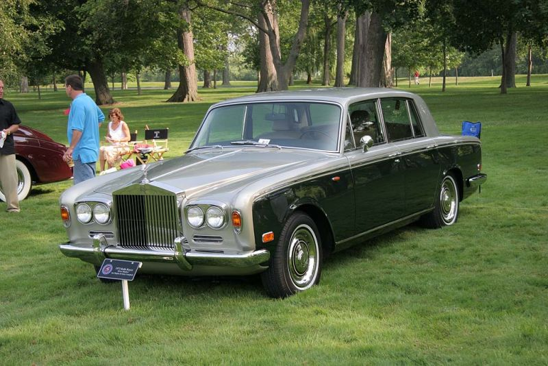 1973 Rolls royce Silver Shadow #3