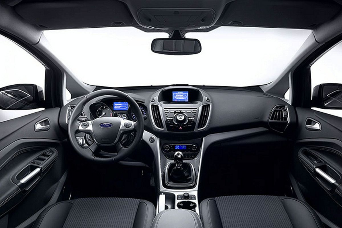2010 Ford C-Max #16
