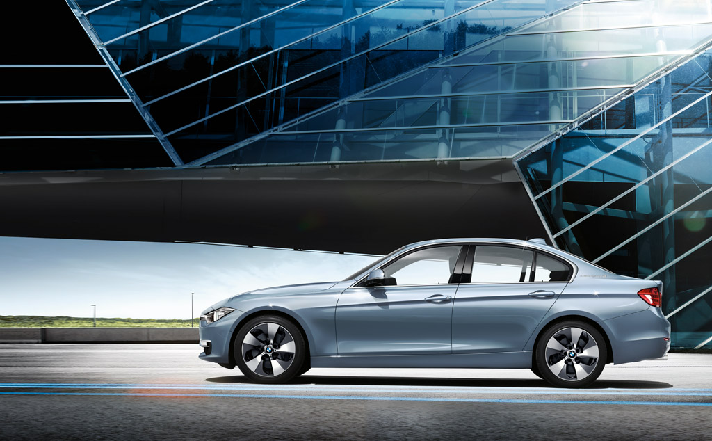 BMW ActiveHybrid 3 #14