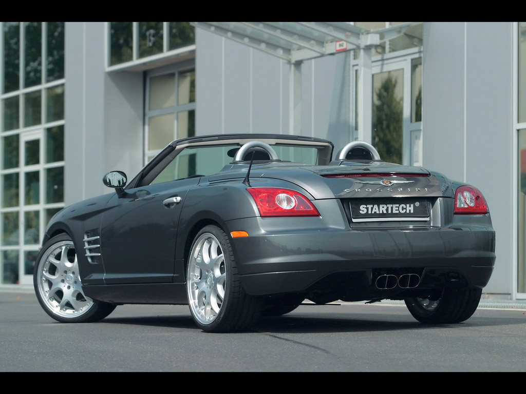 2005 Chrysler Crossfire #7