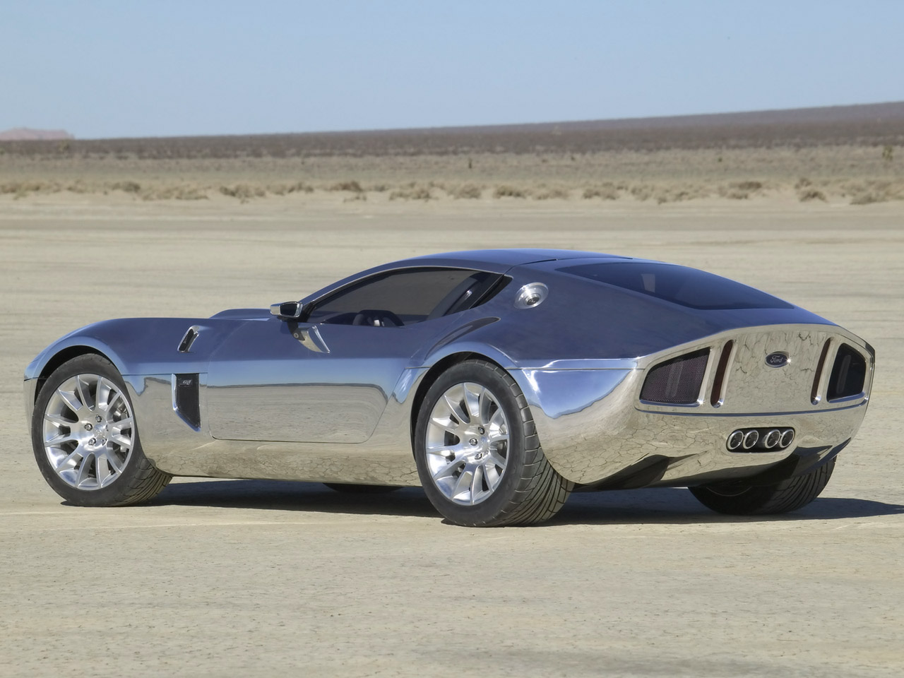 2005 Ford Shelby GR-1 Concept #6