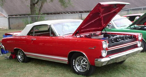 1966 Mercury Cyclone #7