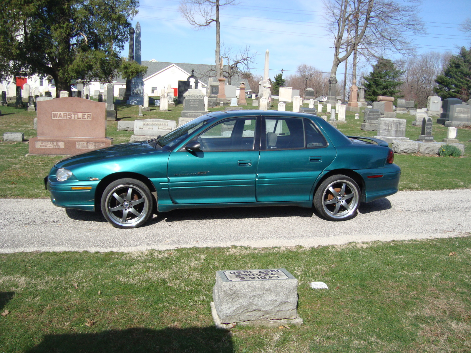 1997 Pontiac Grand Am #9