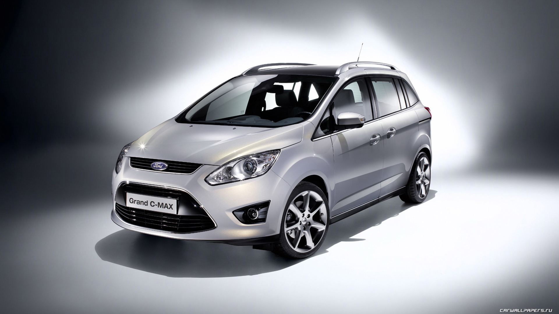 2010 Ford C-Max #9